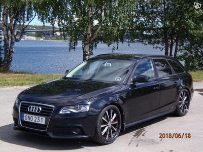 begagnad Audi A4 avant 2.0 tfsi -10