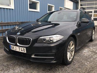 begagnad BMW 520 d xDrive Touring Touring, F11 (184hk)
