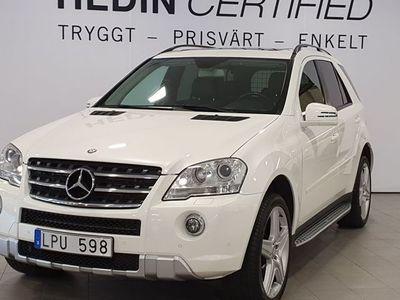begagnad Mercedes ML350 CDI 4MATIC 7G-Tronic,