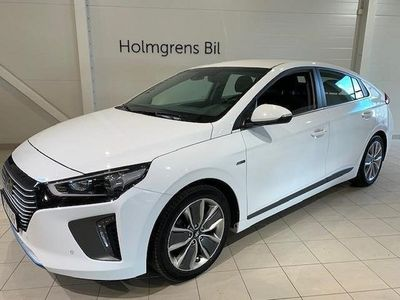 begagnad Hyundai Ioniq Hybrid Hybrid141 hk