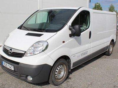 begagnad Opel Vivaro 2,0 dCi 115Hk,Premium, AC, Drag, -14