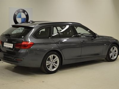 begagnad BMW 318 d Aut Touring *Fabriksny