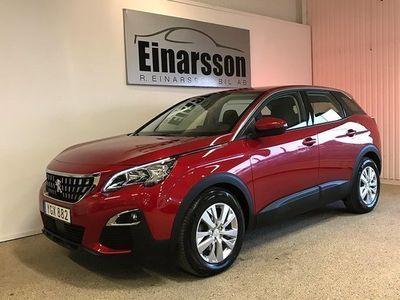 begagnad Peugeot 204 3008 Active BlueHdi 120 Aut Drag 2017, SUV900 kr