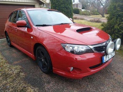 begagnad Subaru Impreza 2.0 D Active