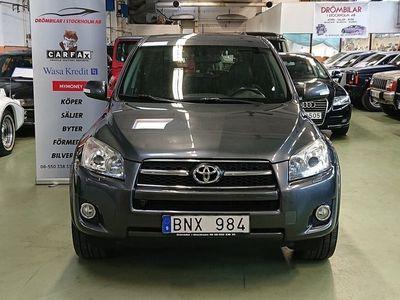 begagnad Toyota RAV4 2.2 D-4D 4x4 150hk