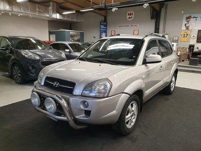 begagnad Hyundai Tucson 2.0 CRDi 4WD 136hk Bes/Servad