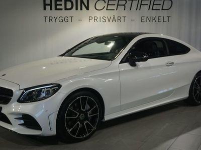 begagnad Mercedes C300 // AMG-Paket // P-värmare