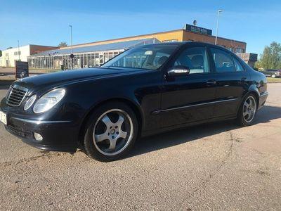 begagnad Mercedes E240 5G-Tronic 177hk