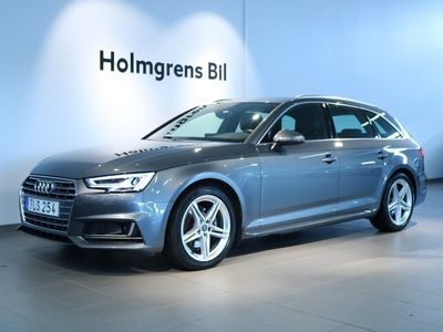 begagnad Audi A4 Avant 2.0TFSI 190hk Aut S-line Drag