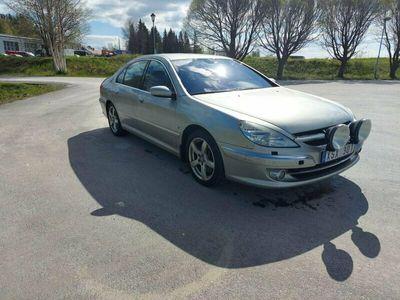 begagnad Peugeot 607 2,0 HDI FAP