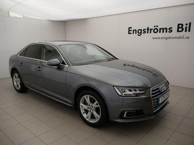 brugt Audi A4 Sedan 2.0 TFSI 190hk Sport S-tronic