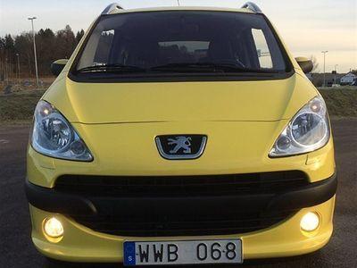 begagnad Peugeot 1007 1,4 73 hk. 5650 mil