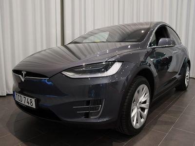 begagnad Tesla Model X 75D 333hk