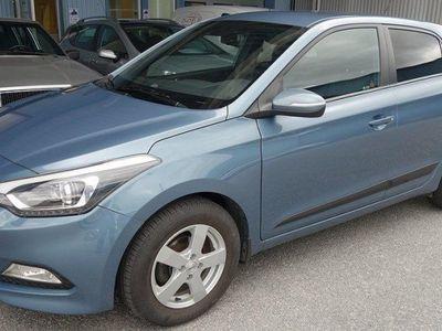 begagnad Hyundai i20 1.2 GO Edition Euro 6 84hk -16