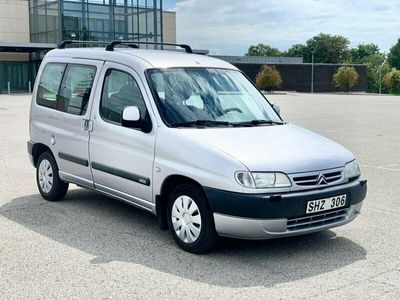 begagnad Citroën Berlingo 5 sits Multispace 1.6 2001, Minibuss Pris 14 900 kr