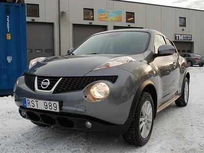 begagnad Nissan Juke 1.6 DIG-T / Turbo / 190 HK / ACENTA