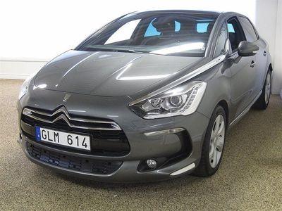 begagnad Citroën DS5 2,0 HDI SPORT 163 HK *VINERHJUL ingår*