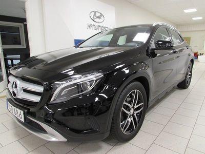 begagnad Mercedes 220 GLA BenzCDI 4MATIC Dieselvärmare 2015, Halvkombi 204 900 kr