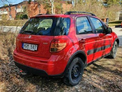 begagnad Suzuki SX4 2WD MT