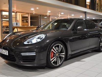 begagnad Porsche Panamera GTS V8 PDK SPORTAVGAS 2014, Halvkombi 639 900 kr