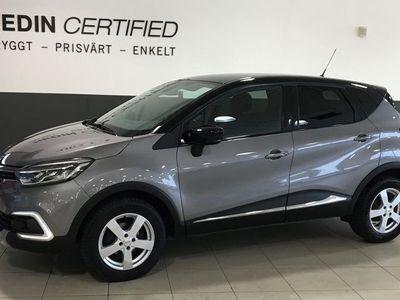 begagnad Renault Captur INTENS TCE 90hk BACKKAMERA