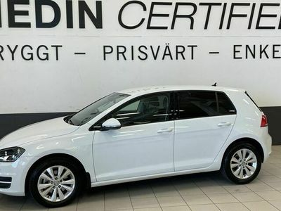 begagnad VW Golf 1.4 TGI CNG DSG (110hk) CARPLAY / LÅGA MIL