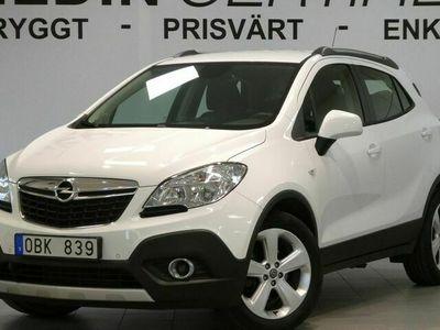 begagnad Opel Mokka X 1.4T 4x4 Man M - Värmare V - Hjul 140hk