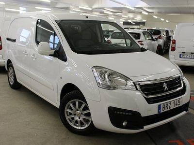 begagnad Peugeot Partner Skåp 1,6 BlueHDi 3,3m3 L1 3-S
