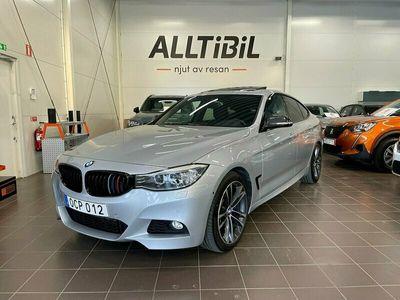 begagnad BMW 335 Gran Turismo i xDrive M Performance M Sport 340hk. Se Spec.