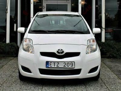 begagnad Toyota Yaris Verso Yaris 5-dörrar 1.33 Dual VVT-i MultiMode .Ny Besiktigas 2009, Kombi Pris 56 900 kr