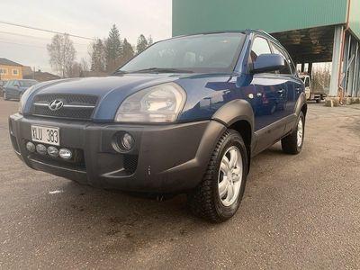 begagnad Hyundai Tucson 2.0 CRDi 4WD 136hk