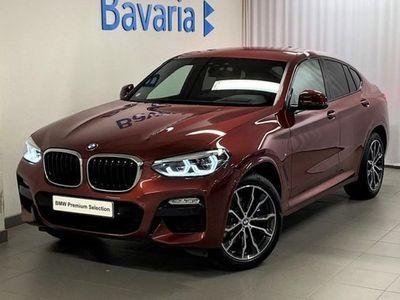 begagnad BMW 700 X4 30i xDrive M-Sport Innovation Edt Driv Ass Plus 2019, SUV 573kr