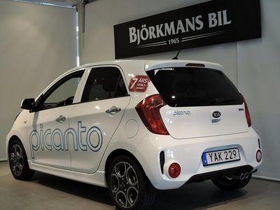 begagnad Kia Picanto 0 Special Edition 2016, Halvkombi 104 000 kr