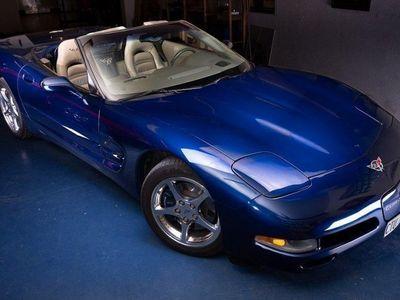 begagnad Chevrolet Corvette Cabriolet 5.7 V8 Automat 3 -04