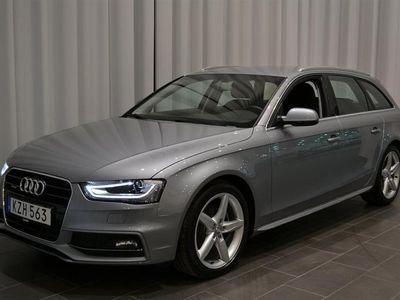 gebraucht Audi A4 Avant 2.0 TDI 190 Quattro S-tronic
