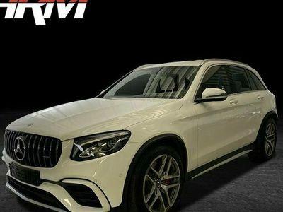begagnad Mercedes GLC63 AMG A Benz AMGS 4-matic 2019, Halvkombi Pris 729 900 kr