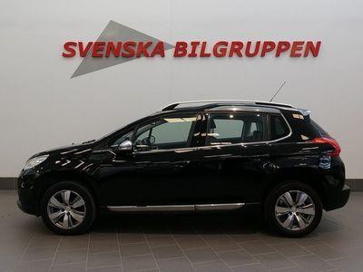 gebraucht Peugeot 2008 1.6 e-HDi Aut Panorama Drag Nav -14