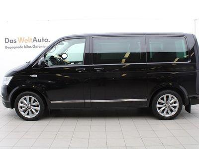 begagnad VW Multivan HL 199HK TDI DSG/4M/P-värmare/Drag/Plus