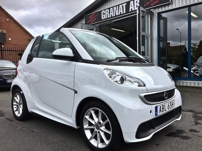 begagnad Smart ForTwo Cabrio AUT Softouch Passion