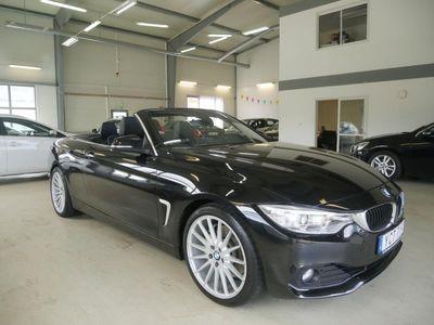 begagnad BMW 435 i Convertible 306hk / M-ratt