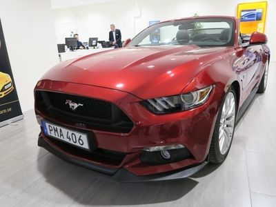 begagnad Ford Mustang 5,0 V8 6VXL