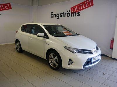 usata Toyota Auris Hybrid 1.8 VVT-i 136hk