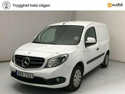 begagnad Mercedes Citan 109 1.5 CDI 2019, Transportbil Pris 100 000 kr