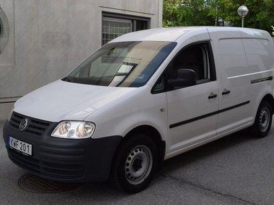 begagnad VW Caddy Maxi 2.0 109hk OBS 7800 Mil -10