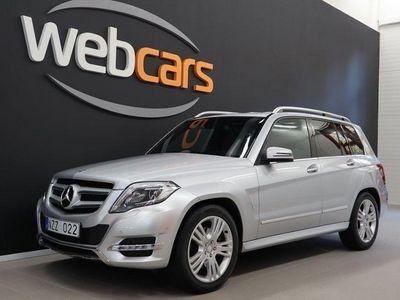 begagnad Mercedes GLK220 CDI 4MATIC Aut Drag 170hk