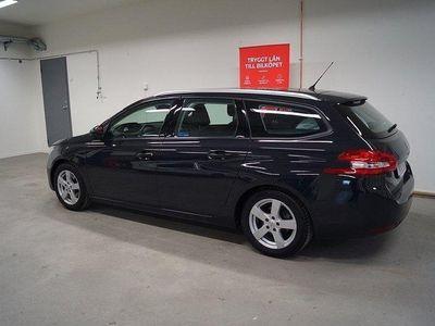 begagnad Peugeot 308 110 HK KOMBI 7000 MIL