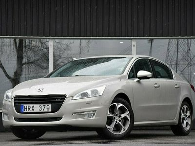 begagnad Peugeot 508 2.2 HDi (204hk) GT-Line/Keyless/Automat/Pano