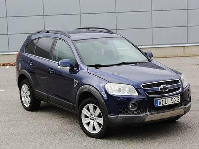 begagnad Chevrolet Captiva 2.0 VCDi 4WD Automat 7-sits -08