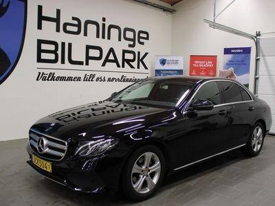 gebraucht Mercedes 220 E-KLASS9G-Tronic Euro 6 194hk
