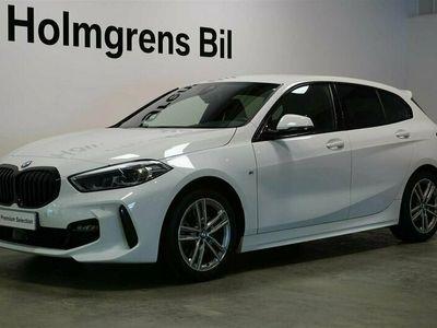 begagnad BMW 118 i Aut M-Sport Rattvärme HiFi Adpt Farthållare